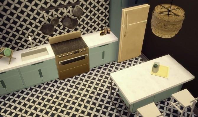 Sims 4 BAZ Floor Tiles at Alexpilgrim