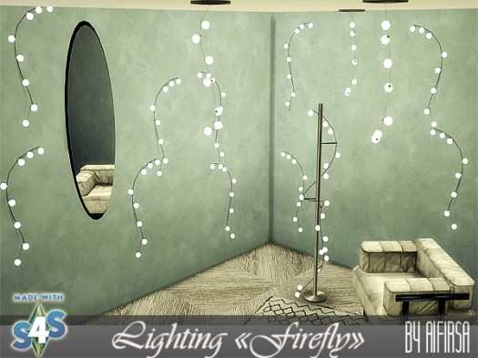 Firefly lights at Aifirsa image 1803 Sims 4 Updates