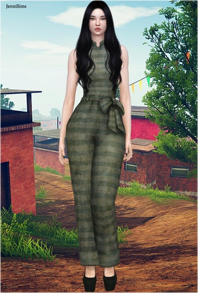 Jumpsuit Detention at Jenni Sims image 1865 670x990 Sims 4 Updates