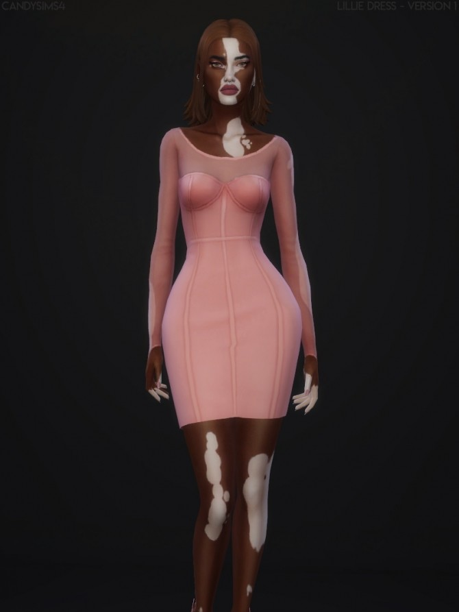 LILLIE DRESS at Candy Sims 4 image 18710 670x893 Sims 4 Updates