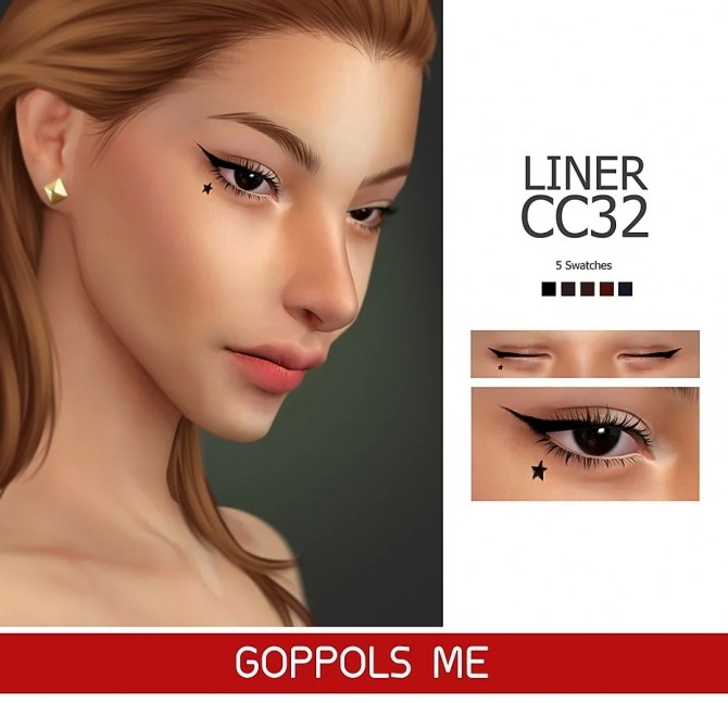 GPME Liner cc32 at GOPPOLS Me image 1881 670x647 Sims 4 Updates