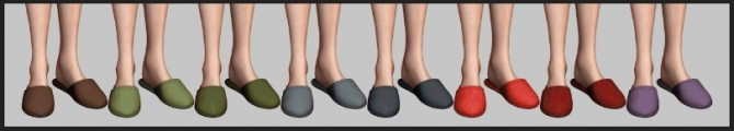 LEO HOME SLIPPERS at Magic bot image 1895 670x120 Sims 4 Updates