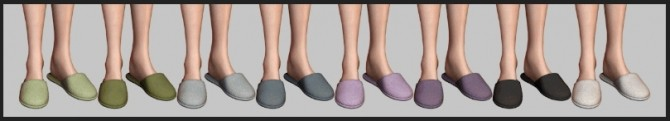 LEO HOME SLIPPERS at Magic bot image 19110 670x121 Sims 4 Updates