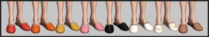 LEO HOME SLIPPERS at Magic bot image 1924 670x120 Sims 4 Updates