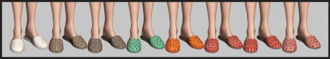 LEO HOME SLIPPERS at Magic bot image 1935 670x121 Sims 4 Updates