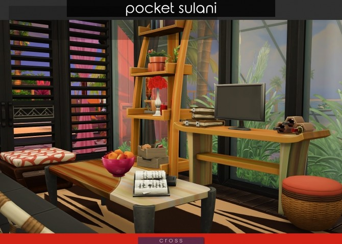 Pocket Sulani by Praline at Cross Design image 2083 670x479 Sims 4 Updates