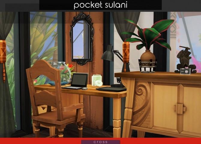 Pocket Sulani by Praline at Cross Design image 2093 670x479 Sims 4 Updates