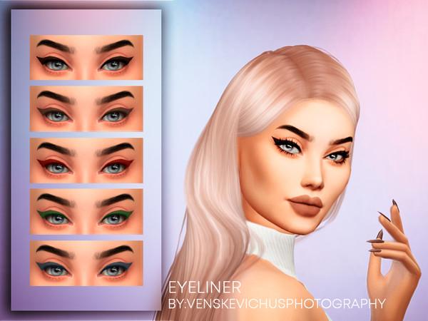 EYELINER #1 by Jul Haos at TSR image 2107 Sims 4 Updates