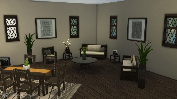 African Living Room at Sims 4 Diversity Project image 2205 670x377 Sims 4 Updates