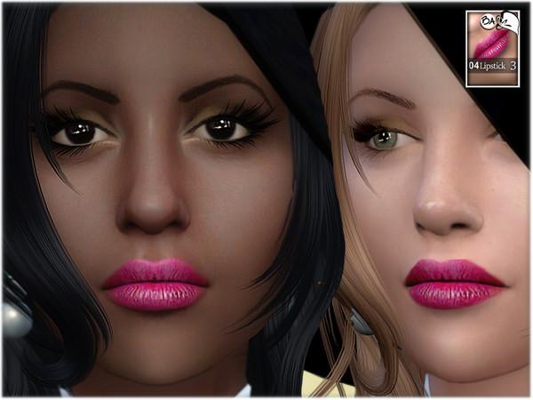 Lipstick N04 by BAkalia at TSR image 2219 Sims 4 Updates