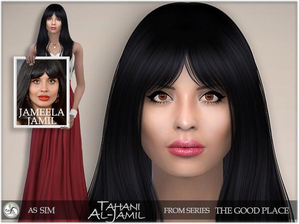 The Good Place   Tahani Al Jamil by BAkalia at TSR image 2220 Sims 4 Updates