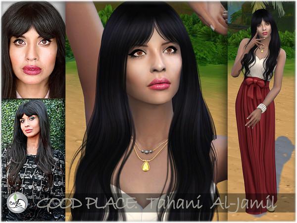 The Good Place   Tahani Al Jamil by BAkalia at TSR image 2520 Sims 4 Updates