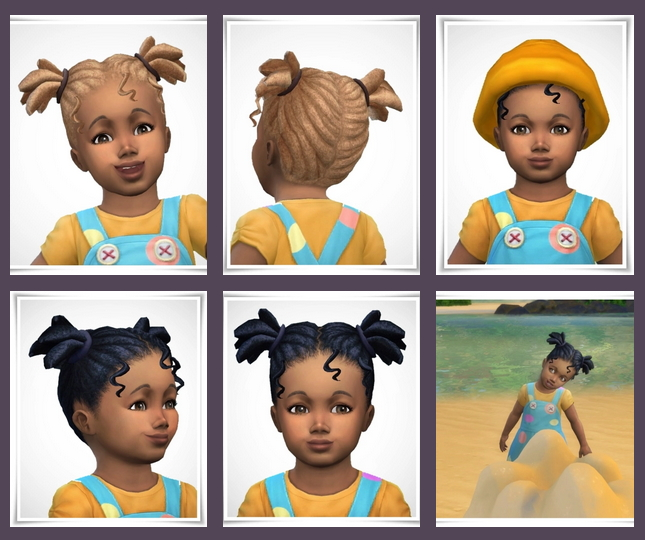 Hollie Hair at Birksches Sims Blog image 2542 Sims 4 Updates