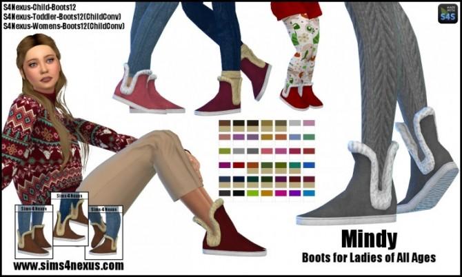 Mindy boots by SamanthaGump at Sims 4 Nexus image 2581 670x402 Sims 4 Updates