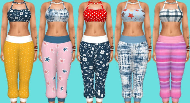 Sims 4 Spa Day Recolors Part 1 at Annett's Sims 4 Welt