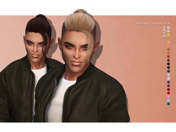Baddie HAIR by Nightcrawler at TSR image 28 Sims 4 Updates