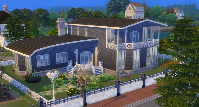 Sims 4 Lisa Veterinary clinic by thepinkpanther at Beauty Sims