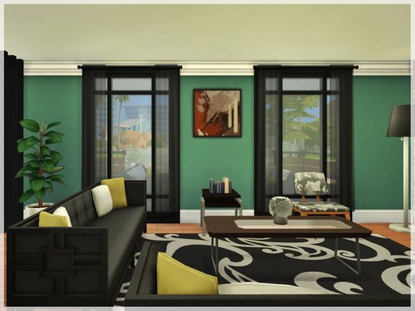 Sims 4 Adams house by Ray Sims at TSR