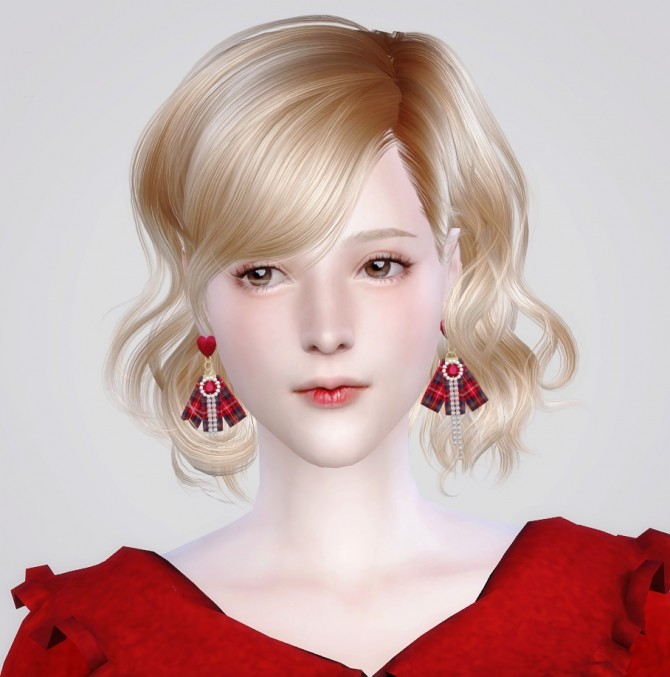 Emma at Vicky SweetBunny image 331 670x677 Sims 4 Updates