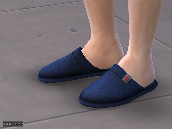R L Slippers by Darte77 at TSR image 3322 Sims 4 Updates