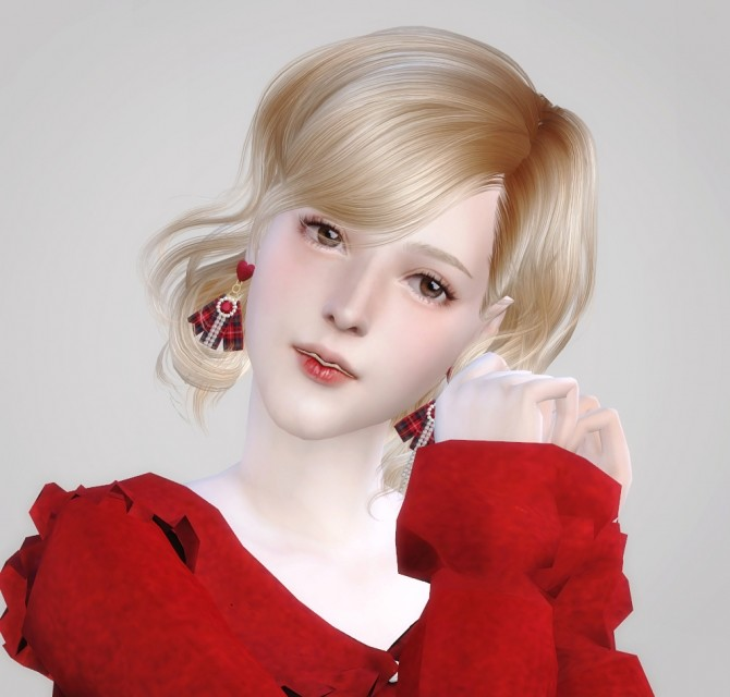 Emma at Vicky SweetBunny image 335 670x640 Sims 4 Updates