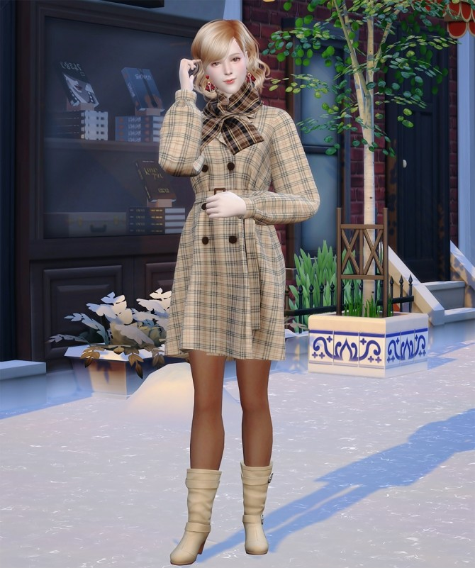 Emma at Vicky SweetBunny image 337 670x801 Sims 4 Updates
