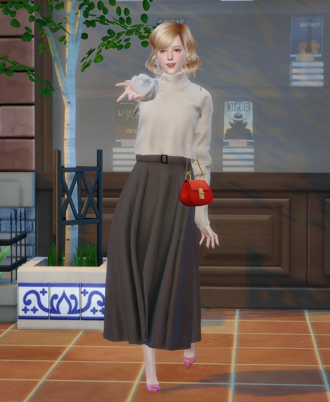 Emma at Vicky SweetBunny image 338 670x816 Sims 4 Updates