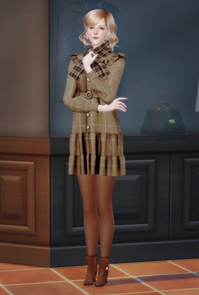 Emma at Vicky SweetBunny image 339 670x995 Sims 4 Updates