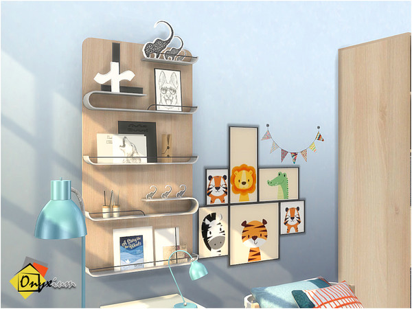 Theta Decoration Materials by Onyxium at TSR image 3428 Sims 4 Updates