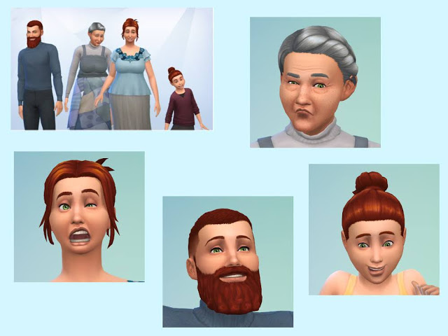 The Norvik family at KyriaT's Sims 4 World image 347 Sims 4 Updates