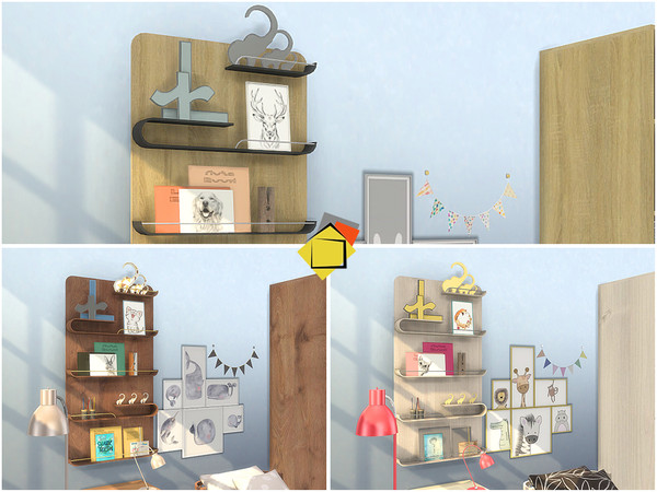 Theta Decoration Materials by Onyxium at TSR image 3527 Sims 4 Updates