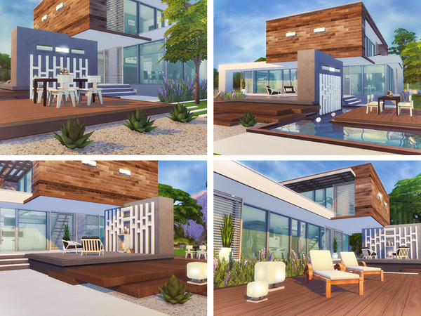 Sonja house by Rirann at TSR image 3923 Sims 4 Updates