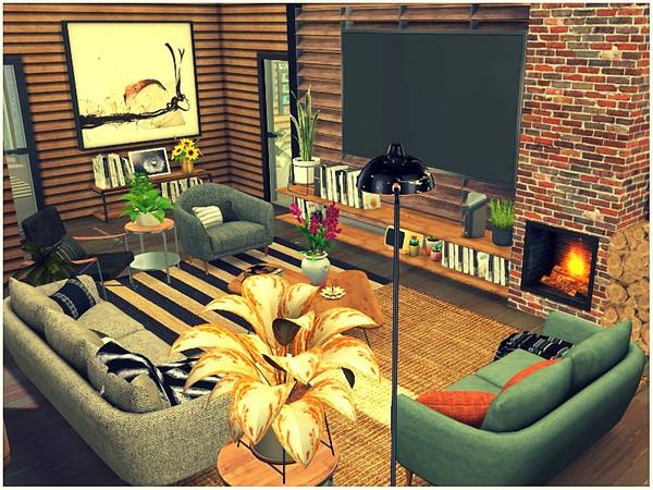 Modern Family Farm by lotsbymanal at TSR image 3924 Sims 4 Updates