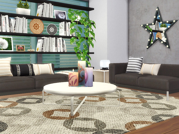 Sonja house by Rirann at TSR image 4126 Sims 4 Updates