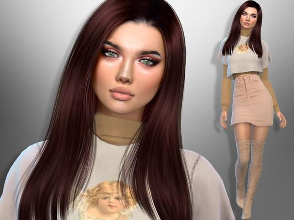 Barbara Lew by divaka45 at TSR image 4315 Sims 4 Updates