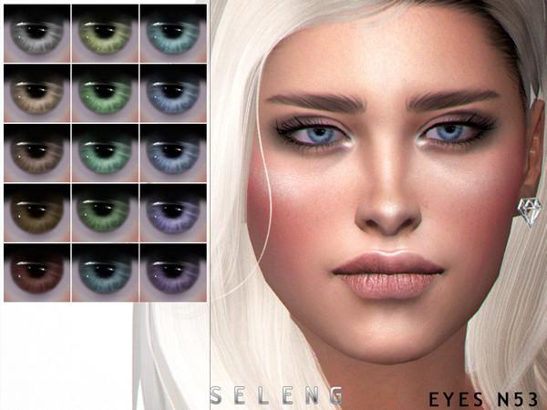 Sims 4 Eyes N53 by Seleng at TSR