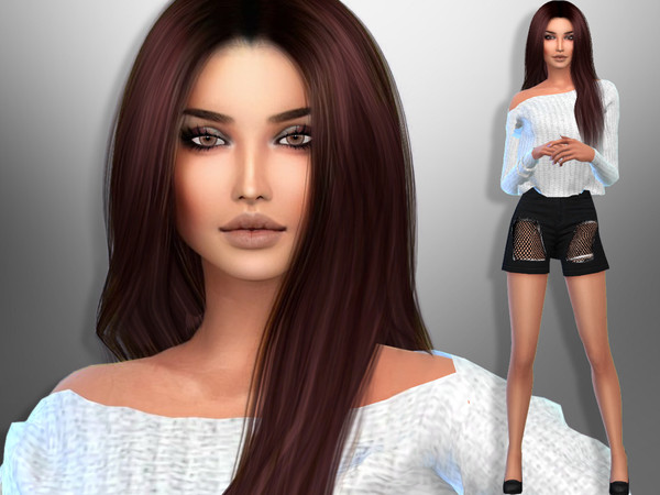 Marcella Swenson by divaka45 at TSR image 4610 Sims 4 Updates