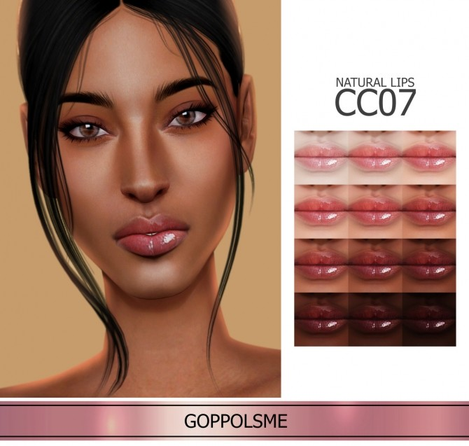 New Year Gift 2020 at GOPPOLS Me image 488 670x637 Sims 4 Updates