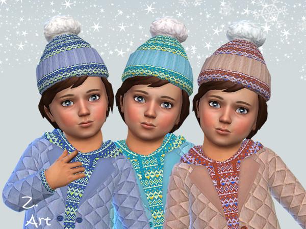 Sims 4 WinterbabeZ. 13 Set by Zuckerschnute20 at TSR