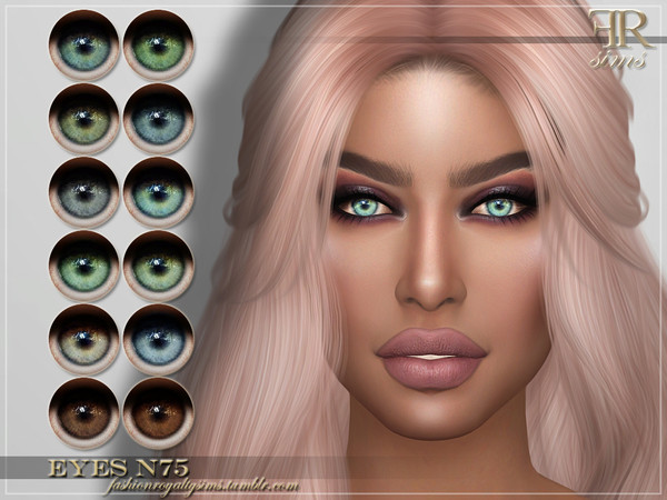 FRS Eyes N75 by FashionRoyaltySims at TSR image 5714 Sims 4 Updates