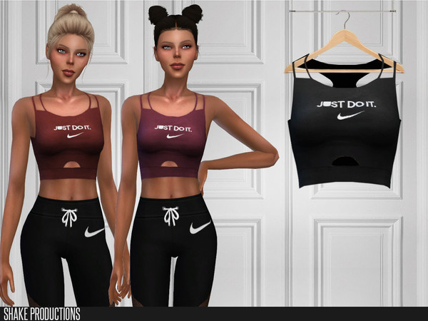 Sims 4 372 Top by ShakeProductions at TSR