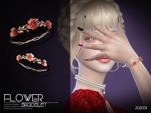 Sims 4 Bracelet 202001 by S Club LL at TSR