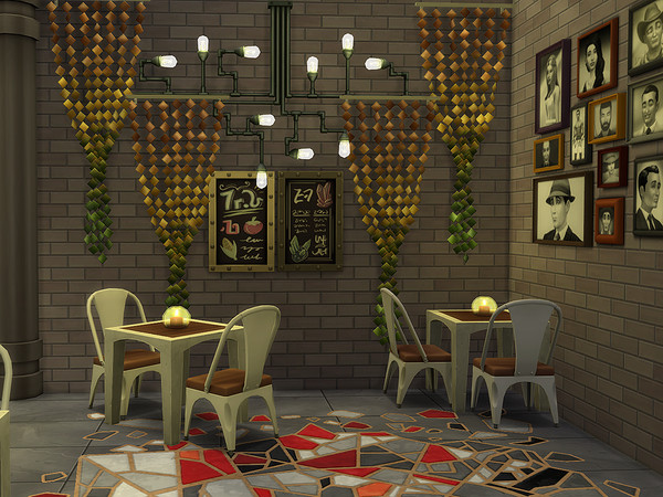 Sims 4 Nelly Nightclub by Ineliz at TSR