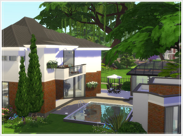 Rathmines house by philo at TSR image 8013 Sims 4 Updates