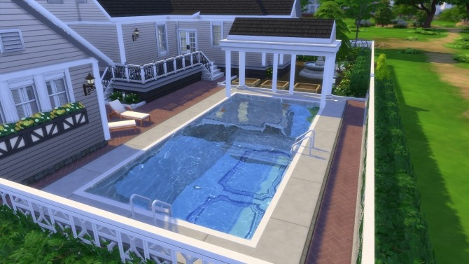 Hunt McMansion 2020 by CarlDillynson at Mod The Sims image 8210 670x377 Sims 4 Updates