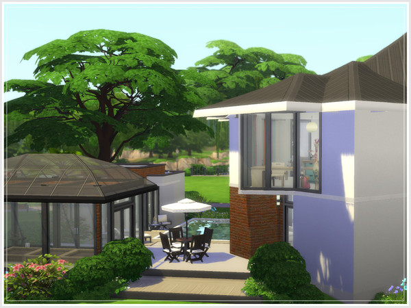 Rathmines house by philo at TSR image 8214 Sims 4 Updates
