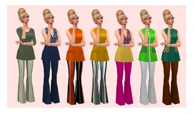PANTS & TUNIC at Sims4Sue image 844 670x394 Sims 4 Updates