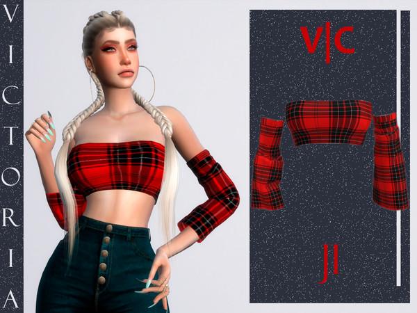 TOP J1 V|C by Viy Sims at TSR image 885 Sims 4 Updates