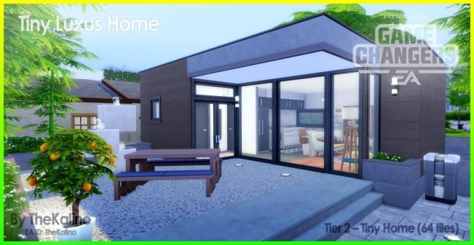 Tiny Luxus Home at Kalino image 9011 670x347 Sims 4 Updates