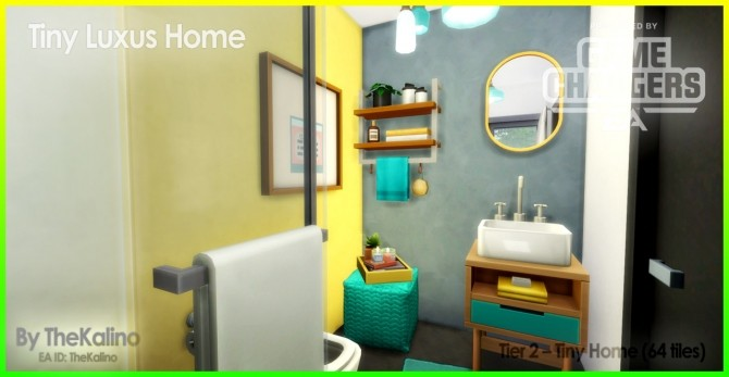 Tiny Luxus Home at Kalino image 9312 670x347 Sims 4 Updates